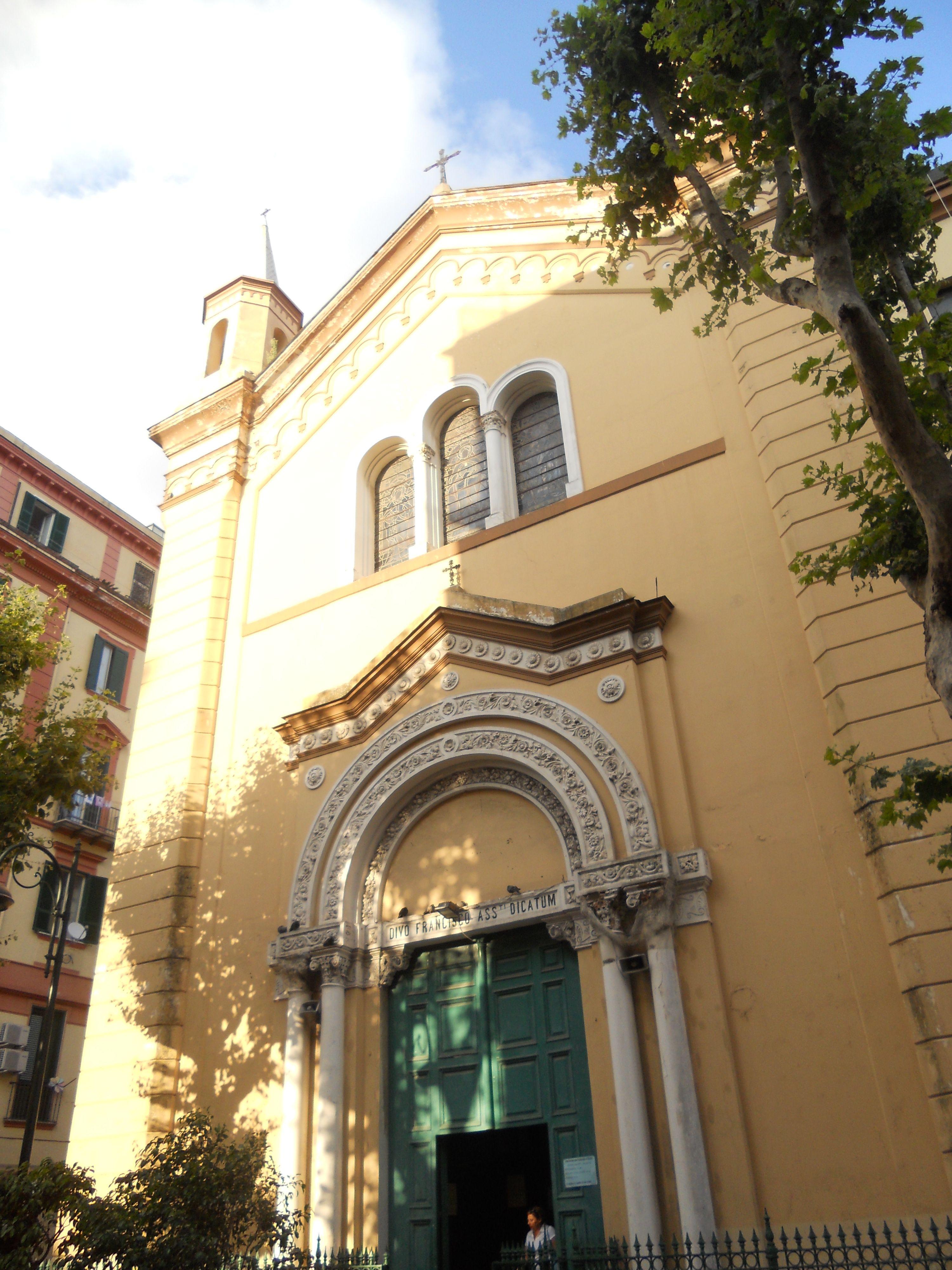 Chiesa di San Francesco d'Assisi al Vomero