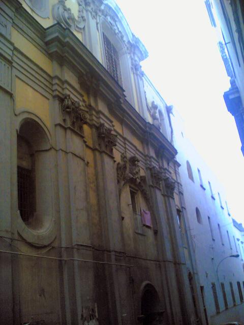 Chiesa di San Francesco delle Cappuccinelle