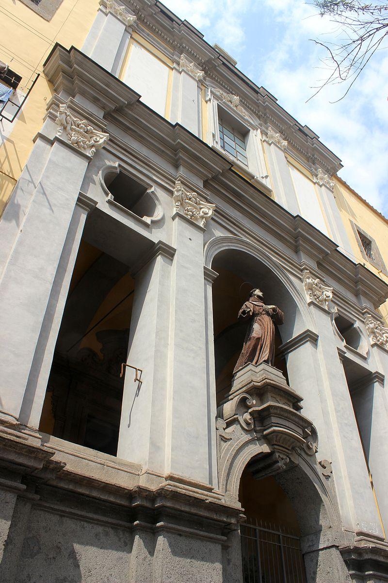 Chiesa di San Francesco degli Scarioni
