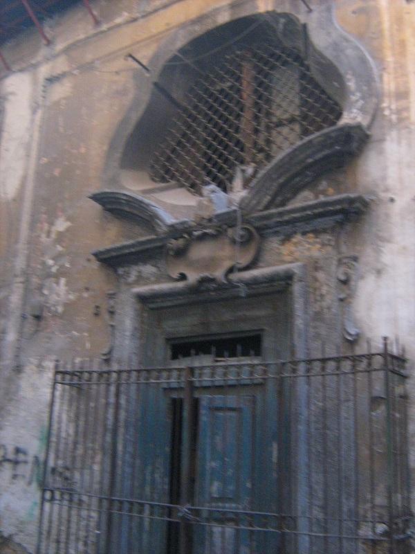Chiesa di San Gennaro a Sedil Capuano
