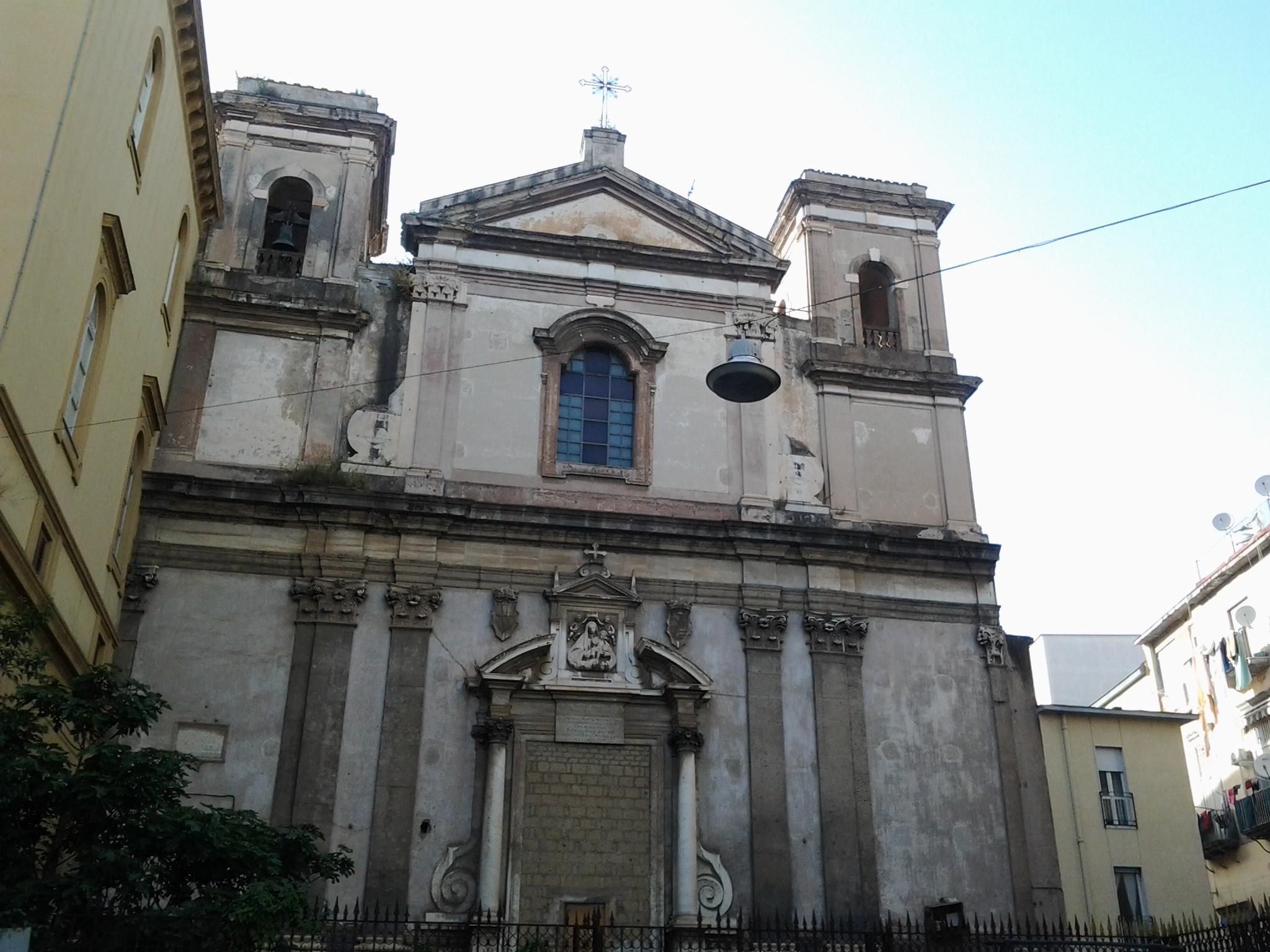 Chiesa di Gesù e Maria a Pontecorvo