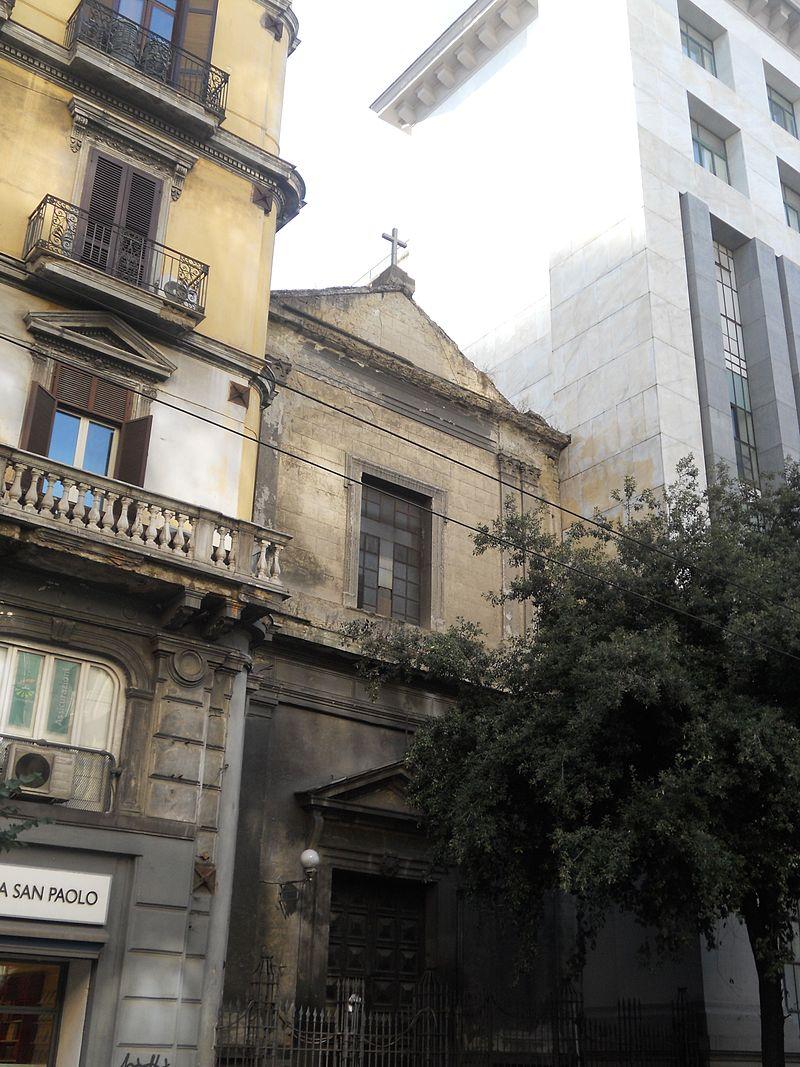 Chiesa San Giacomo degli Italiani
