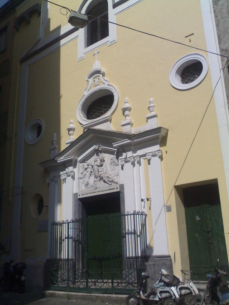 Chiesa di San Gioacchino a Pontenuovo