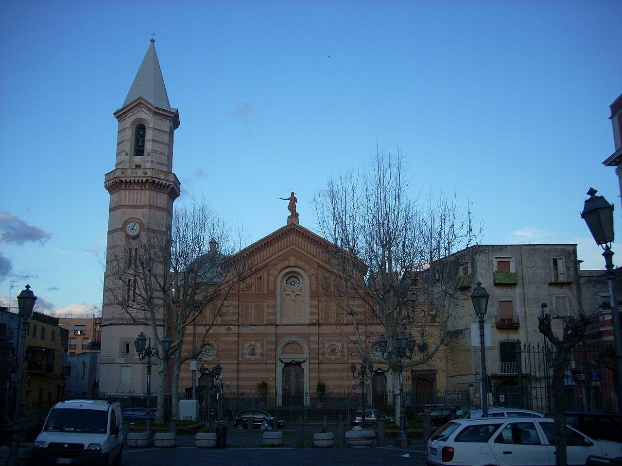 Chiesa di San Giovanni Battista a San Giovanni a Teduccio