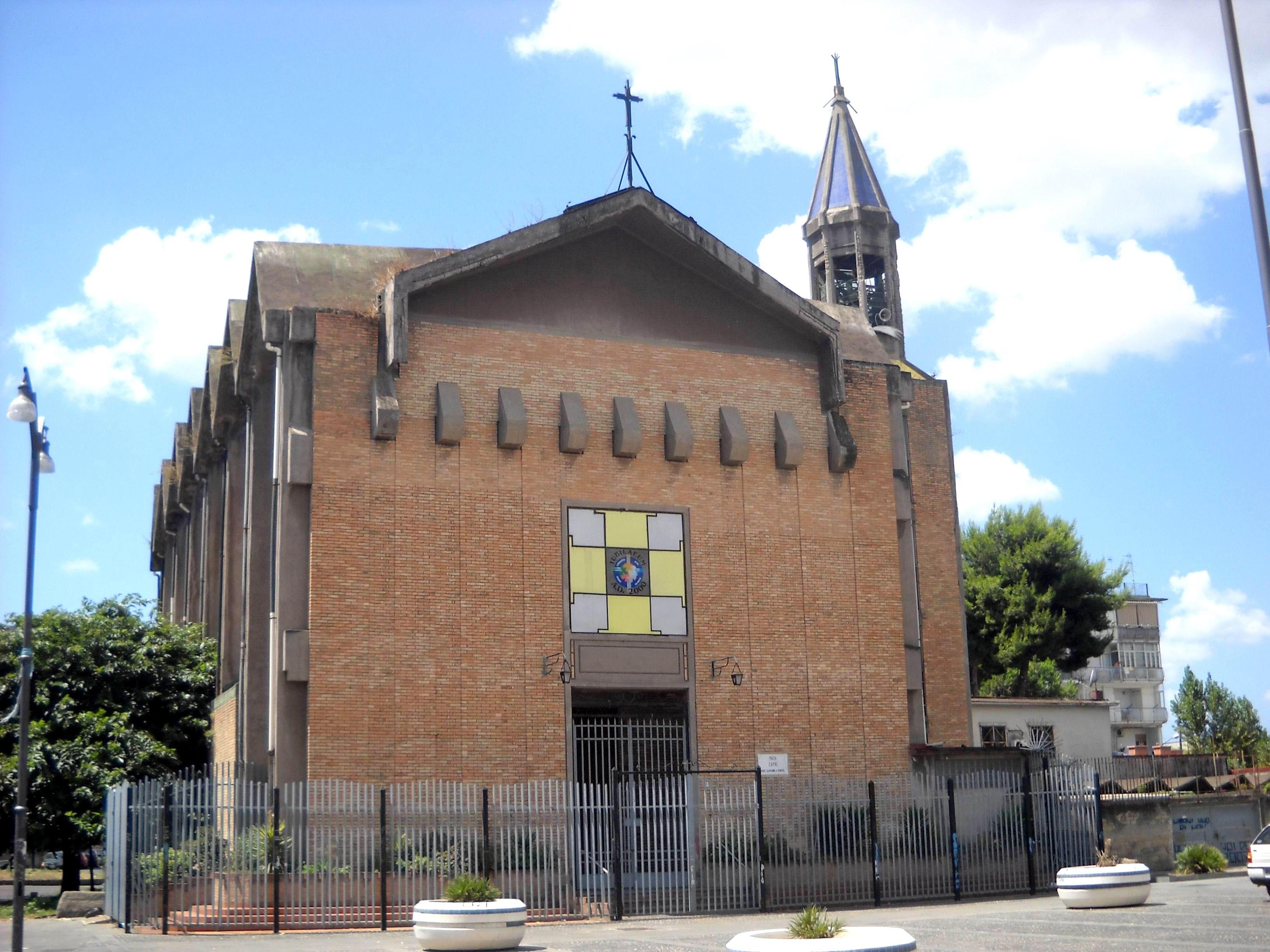 Chiesa di San Giuseppe e Madonna di Lourdes