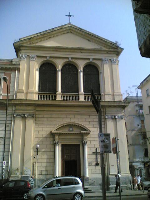 Chiesa dell'Immacolata a Fuorigrotta