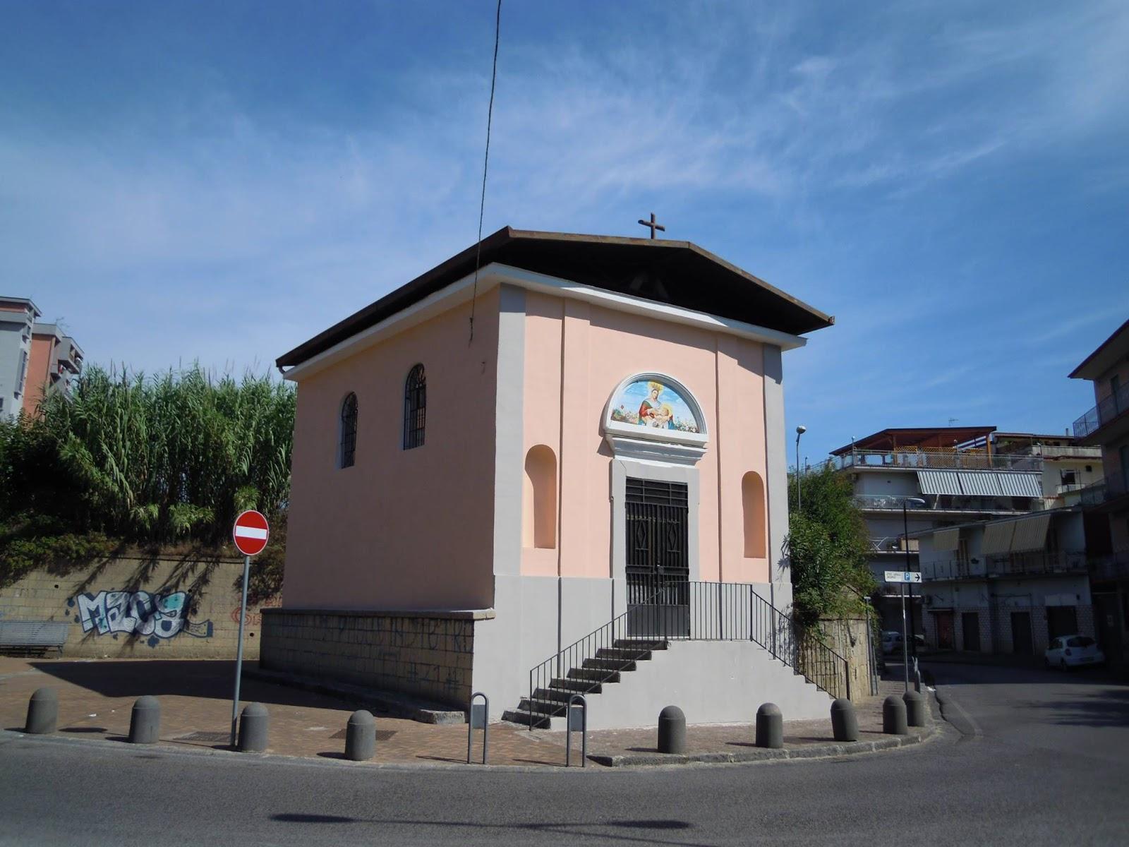 Chiesa della Madonna delle Grazie a Piscinola