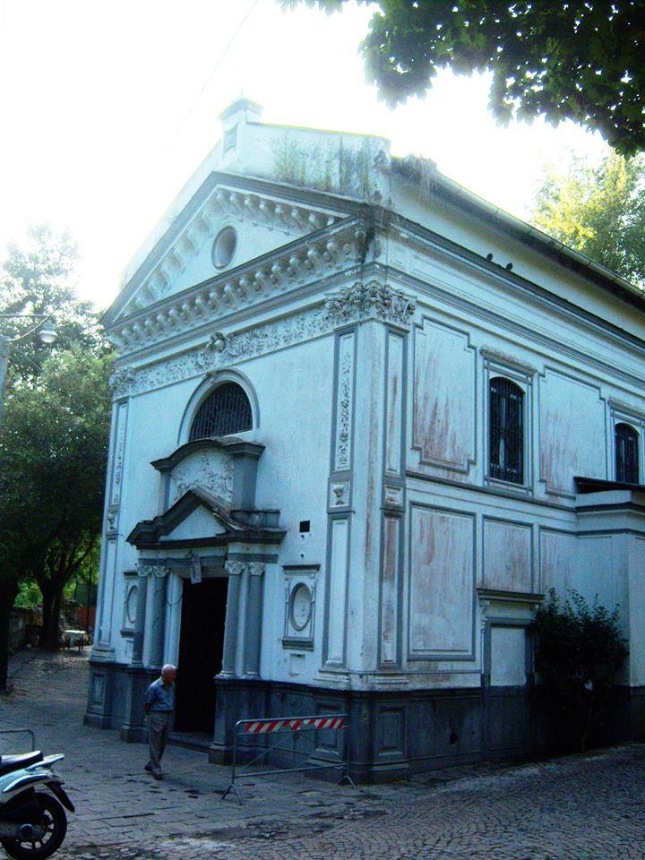 Chiesa di Santa Maria degli Angeli al Cavone