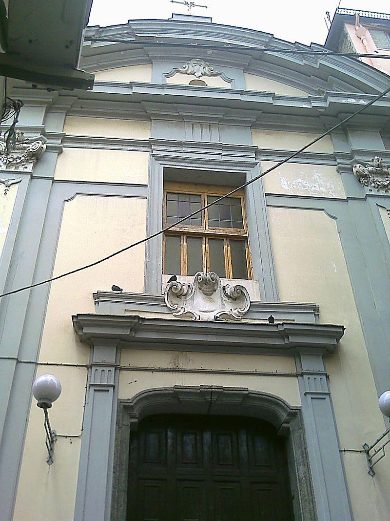Chiesa di Santa Maria Avvocata dei Peccatori