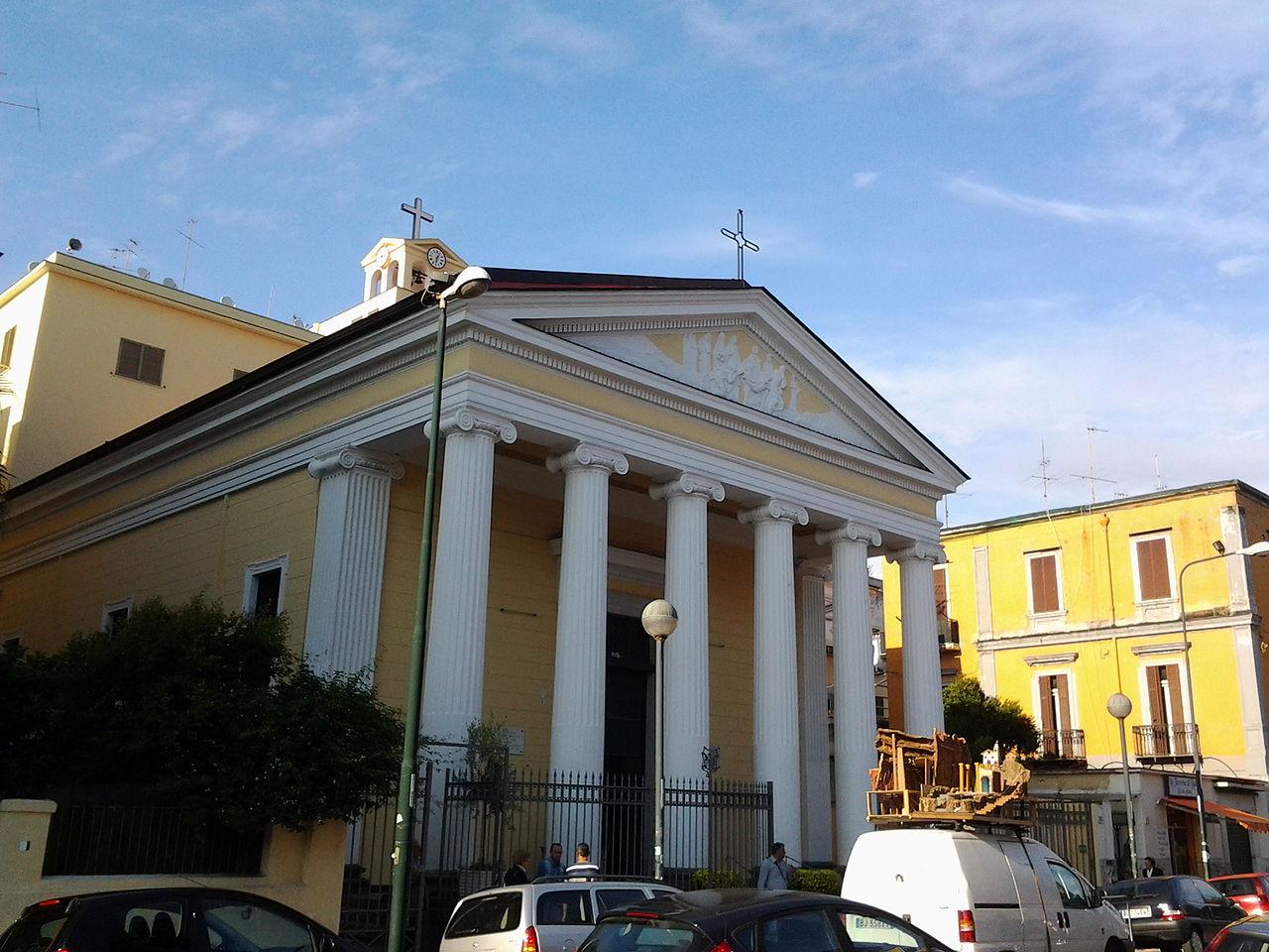 Chiesa di Maria Santissima Desolata