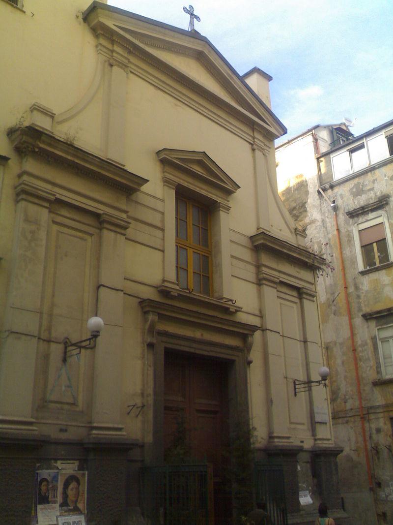 Chiesa di Santa Maria di Materdei