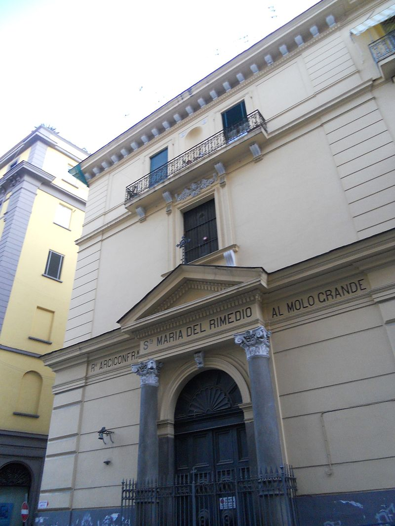 Chiesa di Santa Maria del Rimedio al Molo Grande
