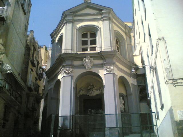 Chiesa di Santa Maria del Rosario a Portamedina
