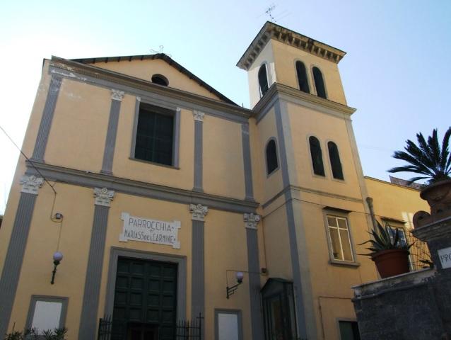 Chiesa di Maria Santissima del Carmine