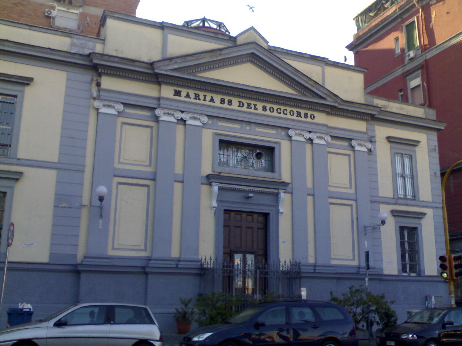 Chiesa di Santa Maria del Soccorso a Capodimonte