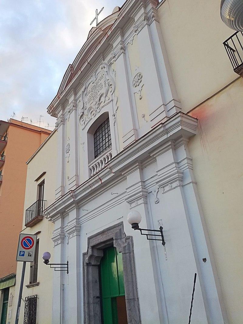 Chiesa di Santa Maria Solitaria e dei Santi Antonio e Isidoro