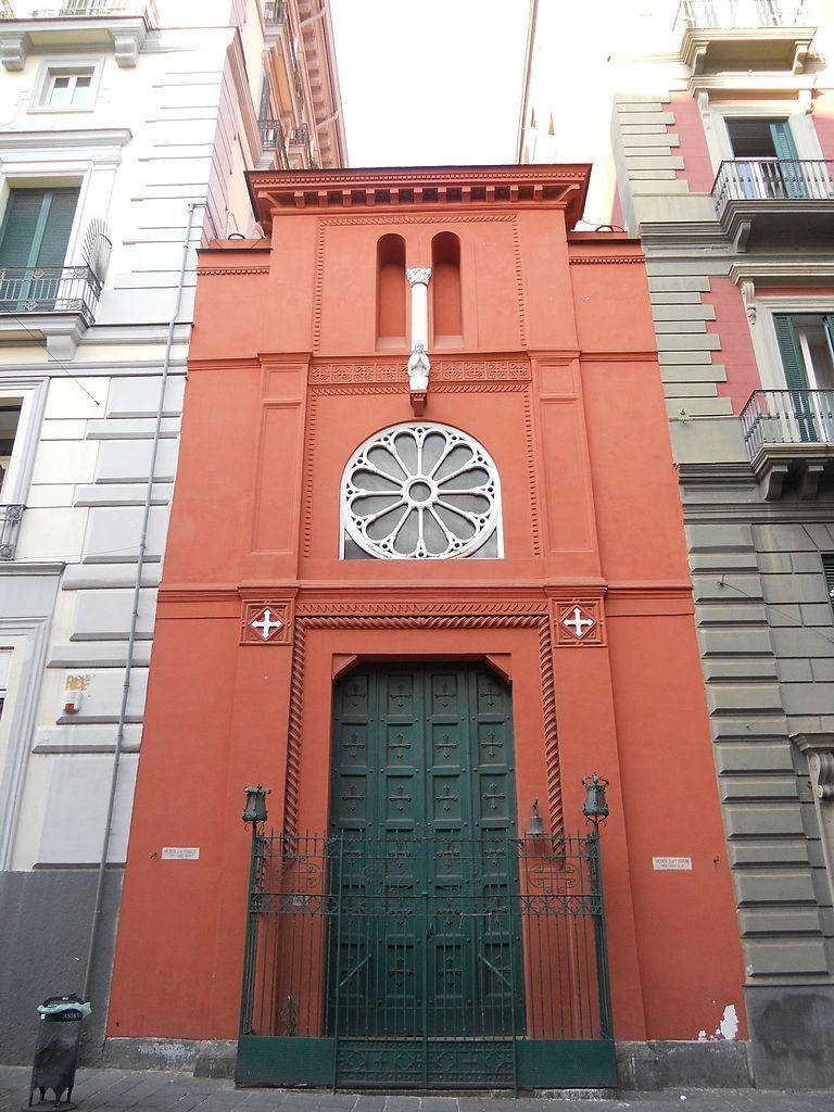 Chiesa di Palazzo Nunziante
