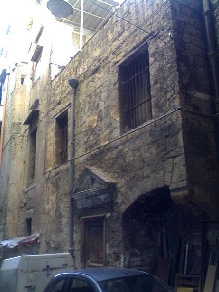 Chiesa di Palazzo Troiano Spinelli di Laurino