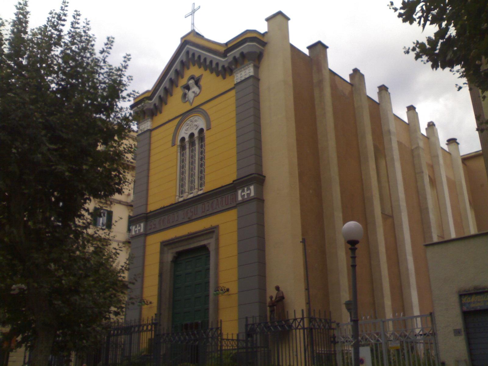 Chiesa del Sacro Cuore dei Salesiani