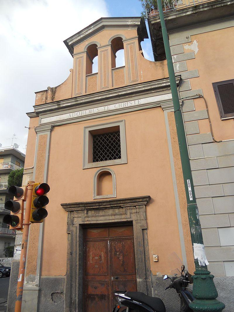 Chiesa di Sant'Antonio di Padova a Carbonelli