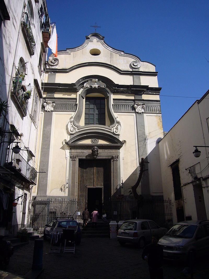 facciata Chiesa di Sant'Anna di Palazzo