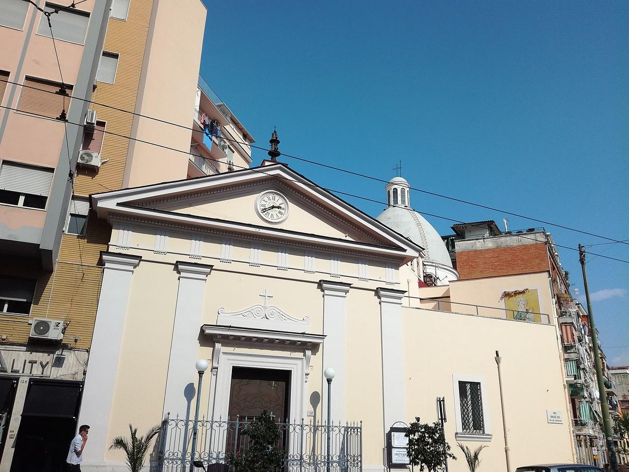 Chiesa di Sant'Anna alle Paludi