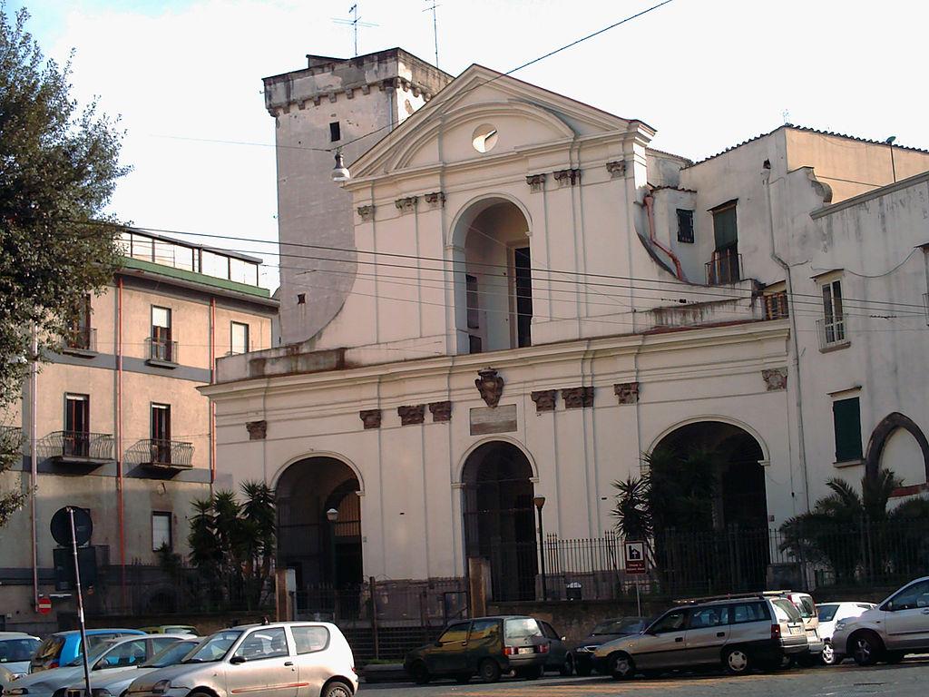facciata Chiesa di Sant'Antonio Abate