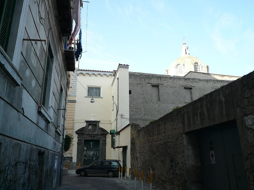 Chiesa dei Santi Bernardo e Margherita a Fonseca