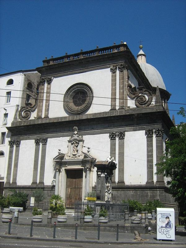 esterno chiesa santa caterina a formello