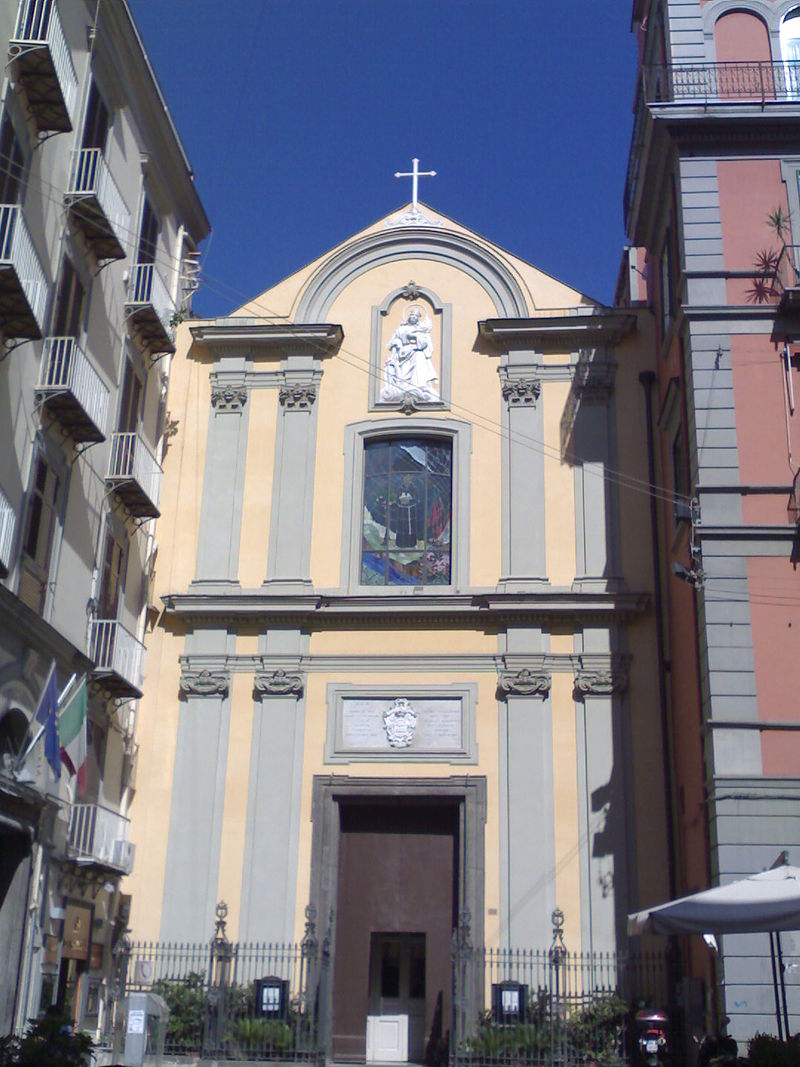 Chiesa di Santa Caterina a Chiaia