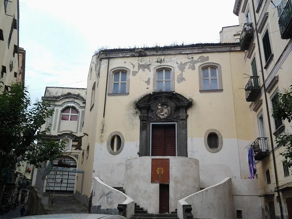 Chiesa al Cavone di San Vincenzo