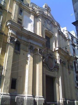 Chiesa della Concezione al Chiatamone