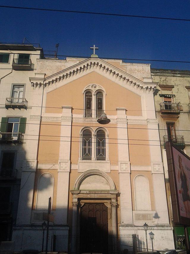 Chiesa dei Santi Cosma e Damiano a Porta Nolana