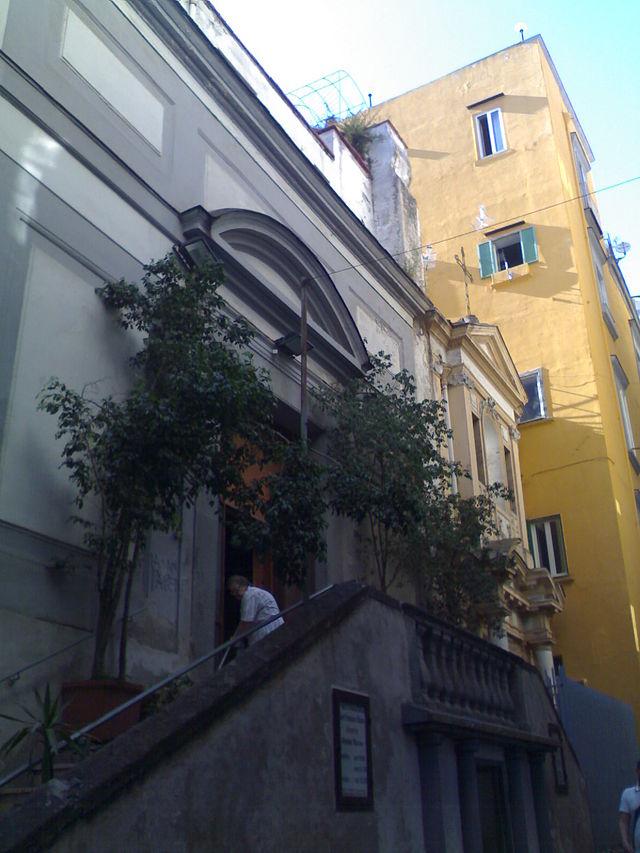 Chiesa dei Santi Francesco e Matteo
