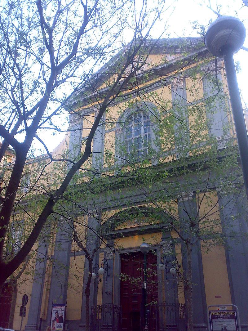 Chiesa di San Gennaro al Vomero