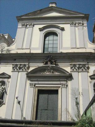 chiesa di san giorgio dei genovesi a napoli