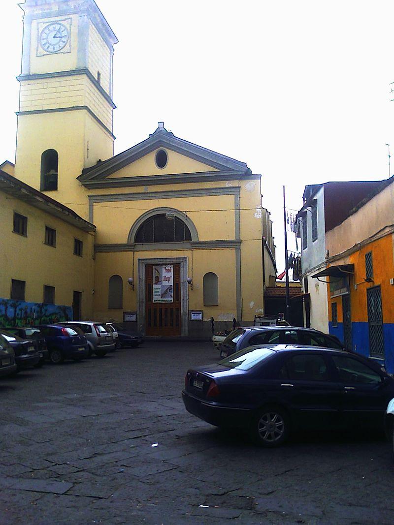 Chiesa di San Giovanni Battista a Marianella
