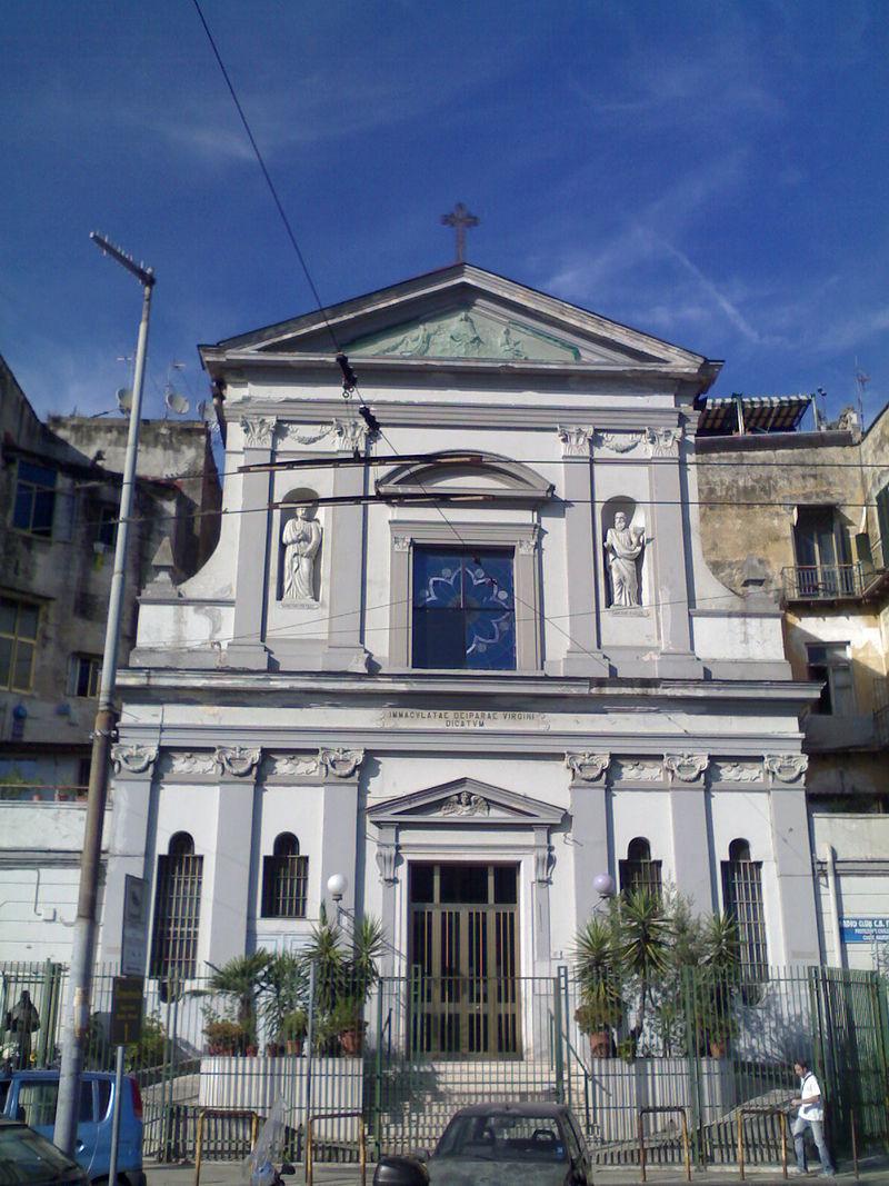 Chiesa dell'Immacolata a Capodichino