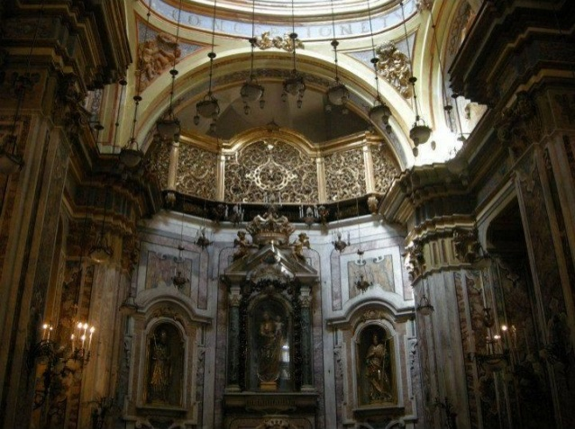Chiesa dell'Immacolata al Monte