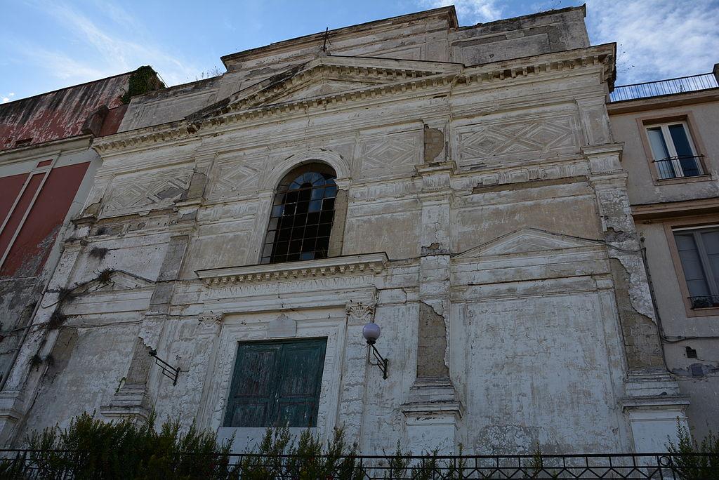 Chiesa dell'Immacolatella a Pizzofalcone