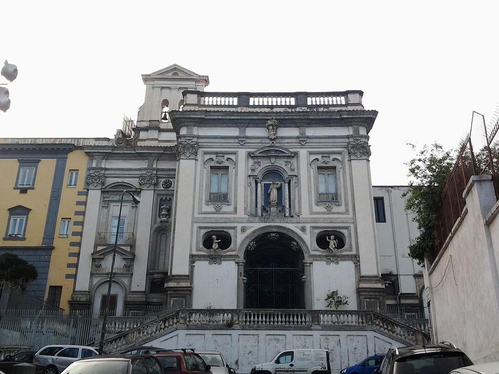 Chiesa di Santa Maria degli Angeli alle Croci