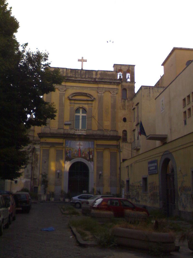 Chiesa di Santa Maria della Fede