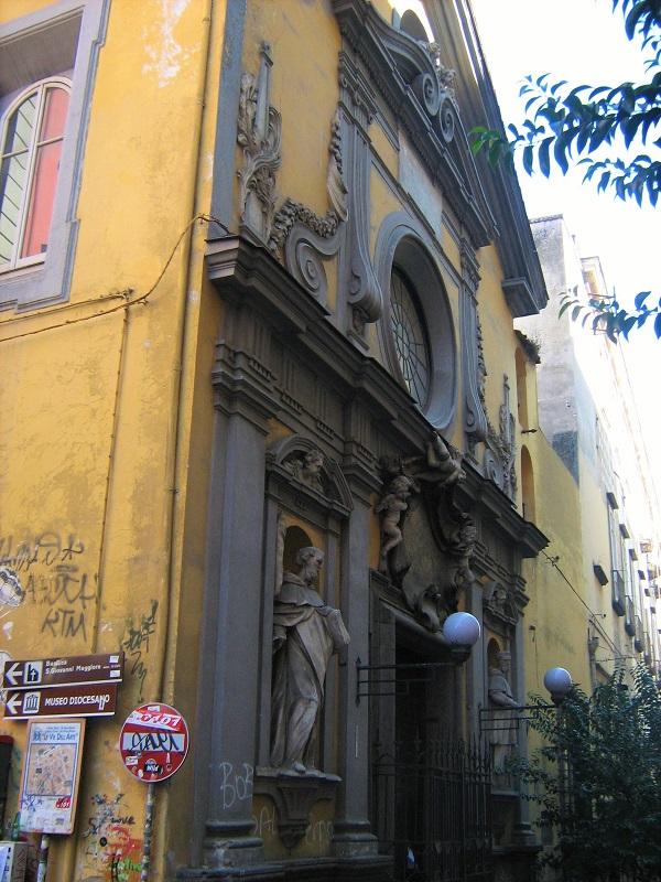 Chiesa di Santa Maria della Mercede e Sant'Alfonso Maria de' Liguori