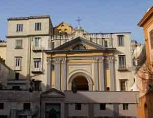 Chiesa di Santa Maria della Mercede a Montecalvario