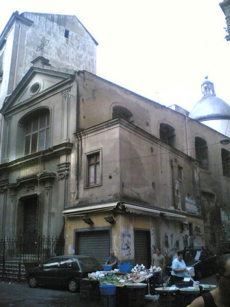 Chiesa di Santa Maria della Misericordia ai Vergini