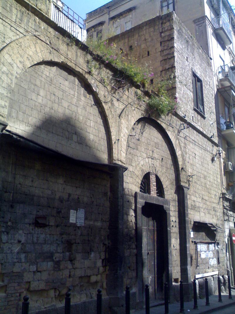 facciata chiesa santa maria a piazza