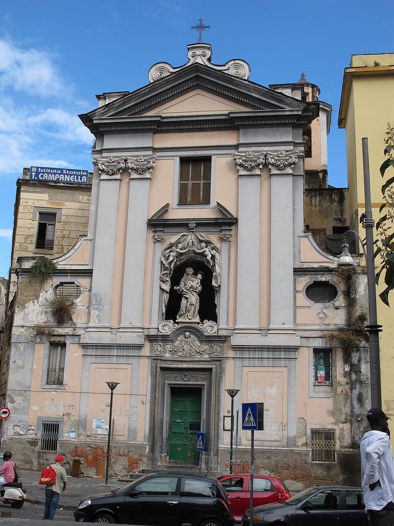 Chiesa di Santa Maria del Rosario alle Pigne