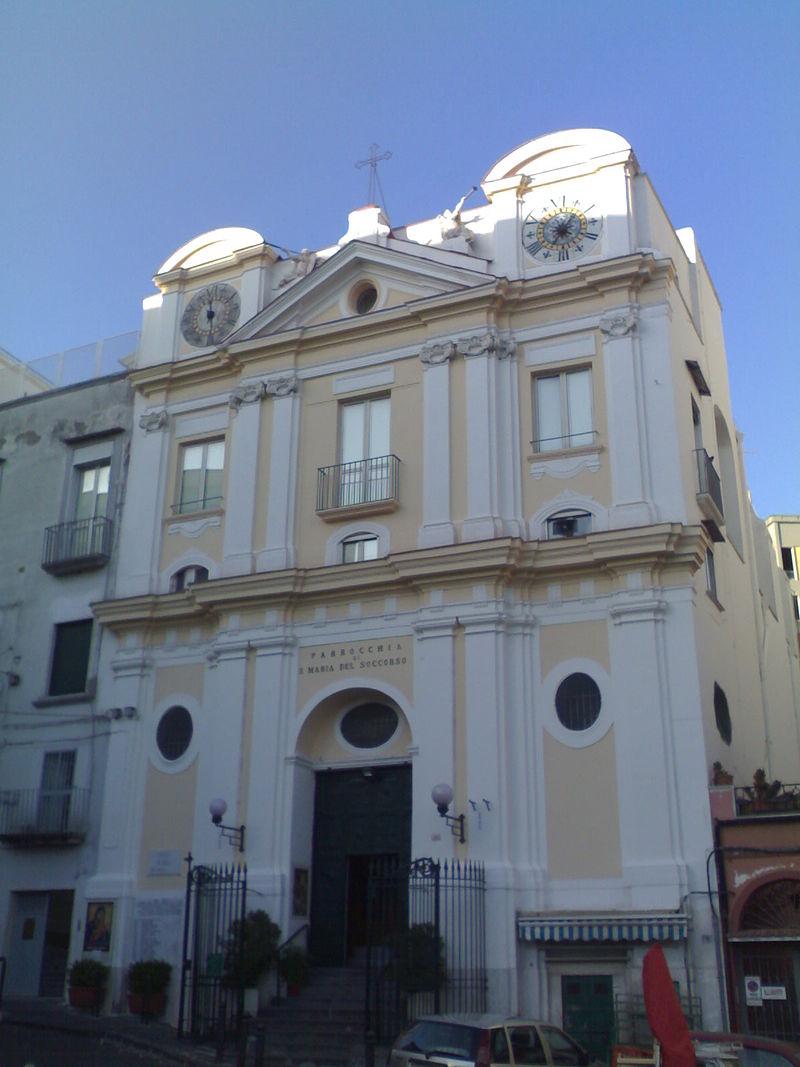 Chiesa di Santa Maria del Soccorso all'Arenella