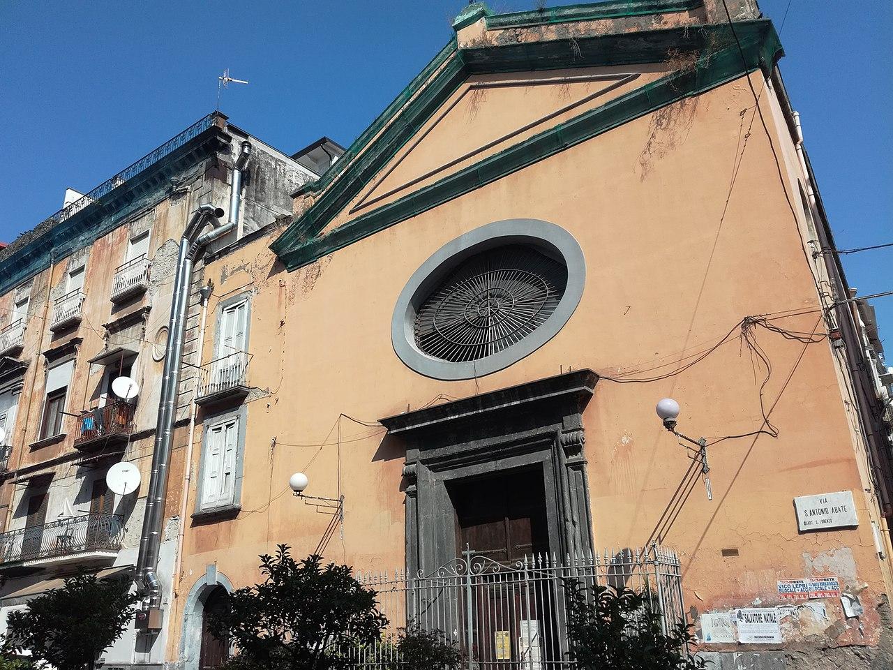 Chiesa di Santa Maria di Tutti i Santi al borgo Sant'Antonio