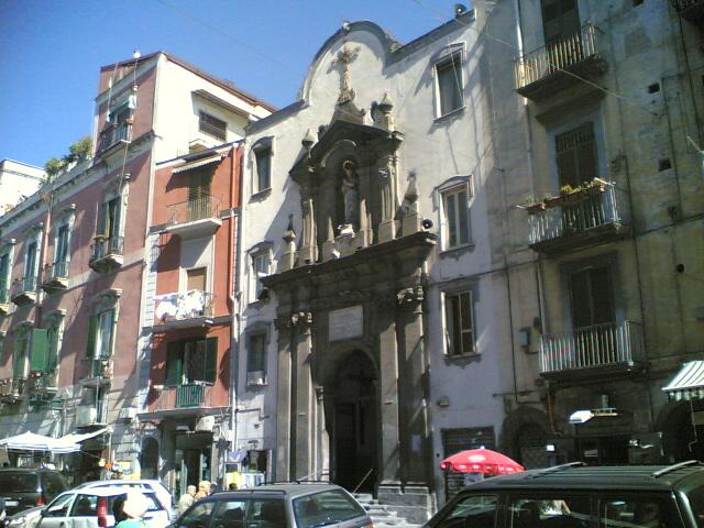 Chiesa di Santa Maria dei Vergini